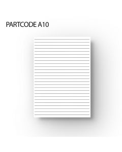 A4 Loose Leaf Sheets - 100 pages