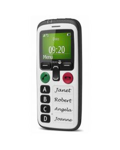 4 Button Auto Dial Mobile Phone