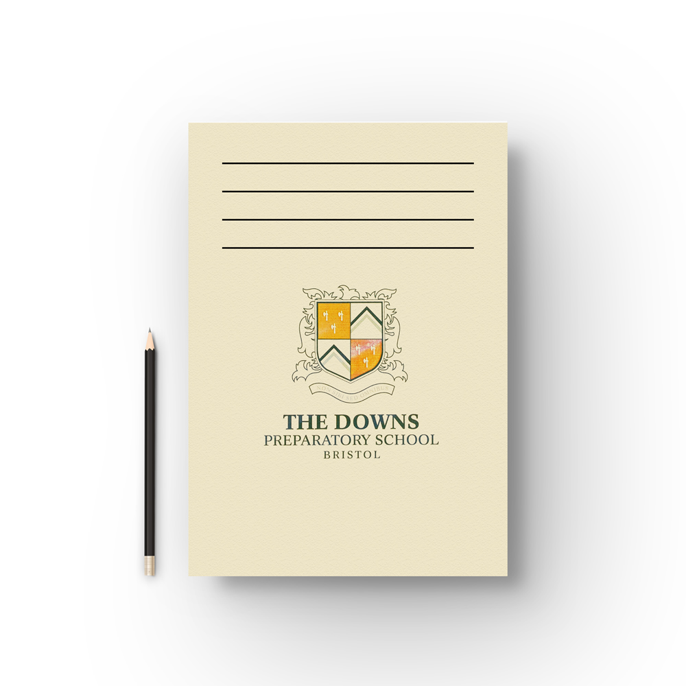 PSS Downs Cream Booklet