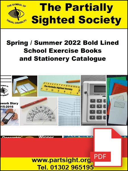 School Stationery & Exercise Book Catalogue